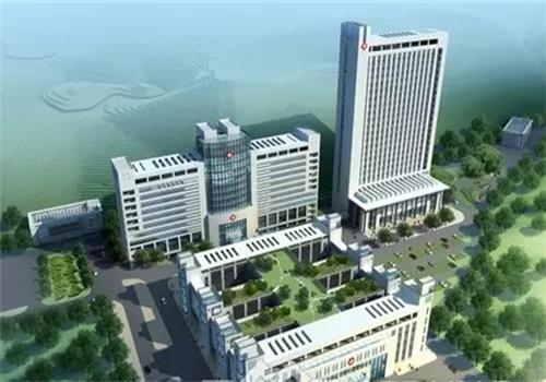 嘉祥县人民医院体检中心鸟瞰图