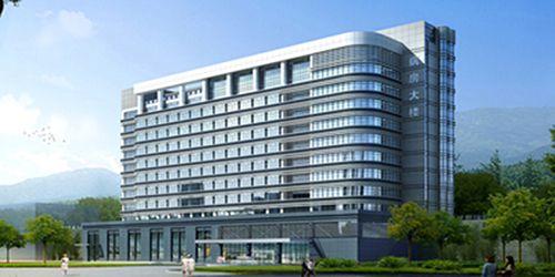 福州总院四七六医院体检中心大楼