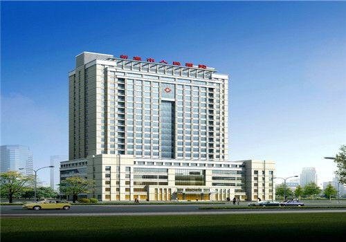 新泰市人民医院体检中心外景