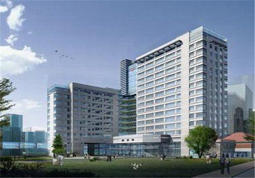 龙海市第一医院体检中心大楼