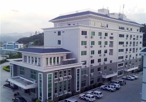 漳州市华安县医院体检中心