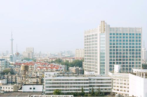 江蘇省人民醫院體檢中心醫學科大樓