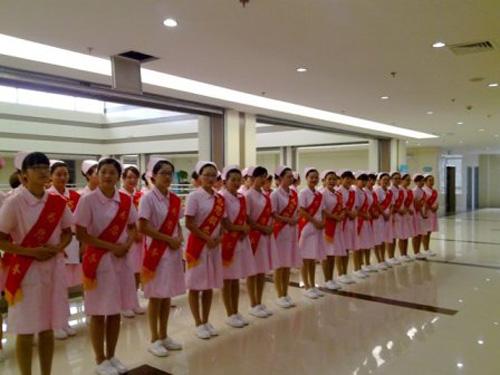 南京溧水区人民医院体检中心新院庆典