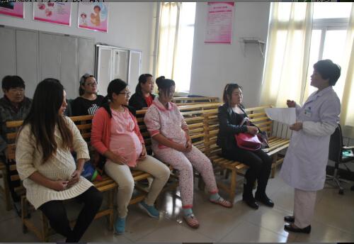 徐州市第六人民医院体检中心孕妇培训
