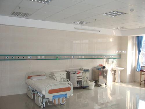 海门市四甲医院体检中心抢救室