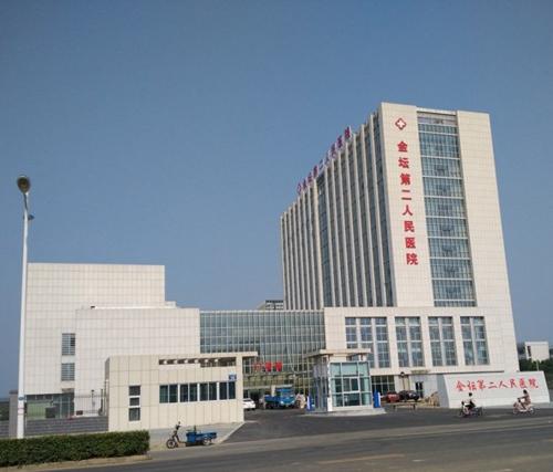 金坛市第二人民医院体检中心院前交通