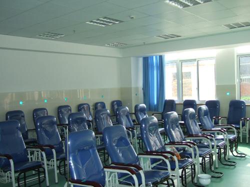 海门市第四人民医院体检中心输液室