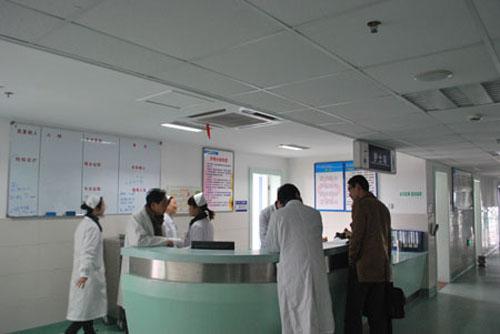 海门市第二人民医院体检中心护士站