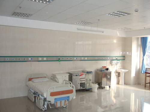 海门市第四人民医院体检中心抢救室