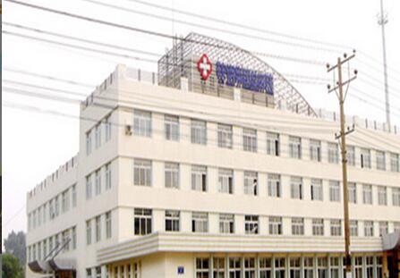 鞍山市心血管病医院体检中心大楼3