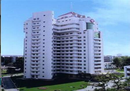 鞍山医学院附属医院体检中心大楼1