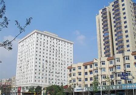 北京同仁堂鞍山中医医院体检中心大楼2