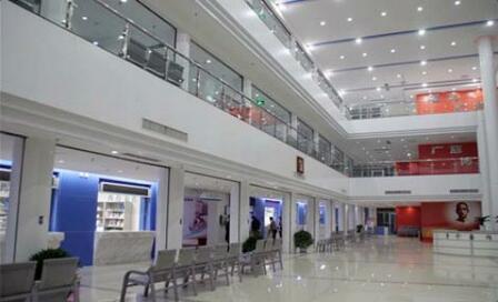 武汉TTM体检中心大厅