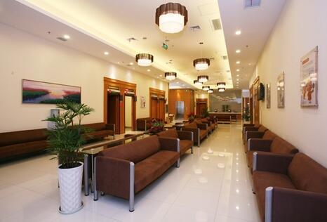 上海美年大健康体检中心(长航分院)