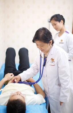 长沙华领体检中心