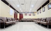 北京民众(安贞分院)体检中心休息室