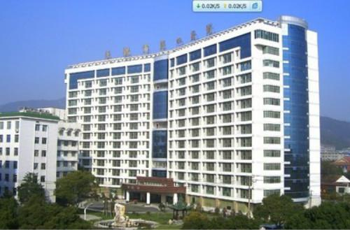 江苏无锡第四人民医院体检中心全景外图