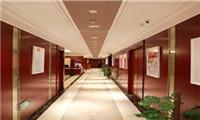 愛康國賓南京鼓樓分院走廊