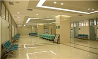 北部战区总医院(原第202医院)体检中心内景