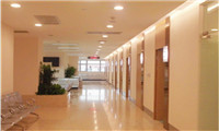 上海长海医院国际健康管理中心内景