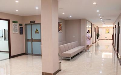 福州市中医院体检中心外景2