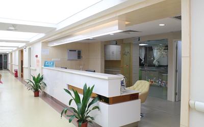 广州仁爱天河医院体检中心内景2