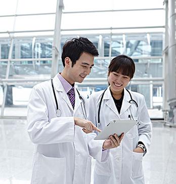 医师(护士)注册体检程序