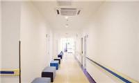 云南省老干部医院体检中心走廊