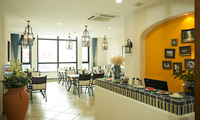 福州熙康健康管理中心餐厅