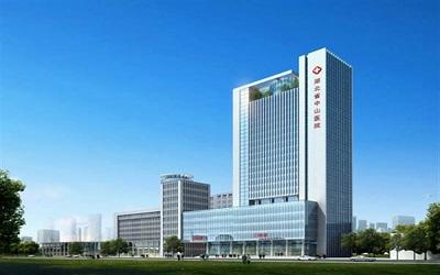 武汉大学医学院附属中山医院体检中心