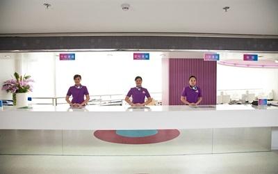 深圳美年大健康体检中心(财富大厦分院)