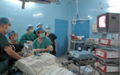 广西科技大学第二附属医院体检中心