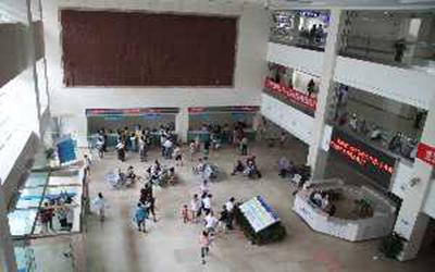 宜兴市中医医院体检中心远景图