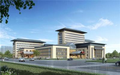 榆林市中医医院体检中心